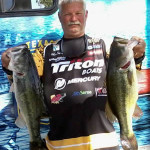 2nd Place 20.77# Albert Collins - Nacagdoches Bass Club