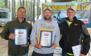 1st Place:  Dean Alexander-Tom Martens  48.99#